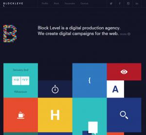 flat-website